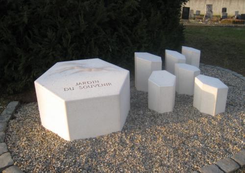 Jardin du Souvenir et columbarium à Rances