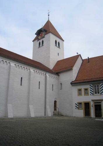 Restauration de l'Eglise de Grandson