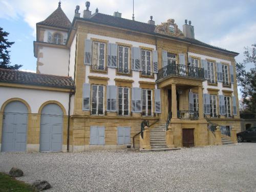 Villa d'Entremonts - Yverdon