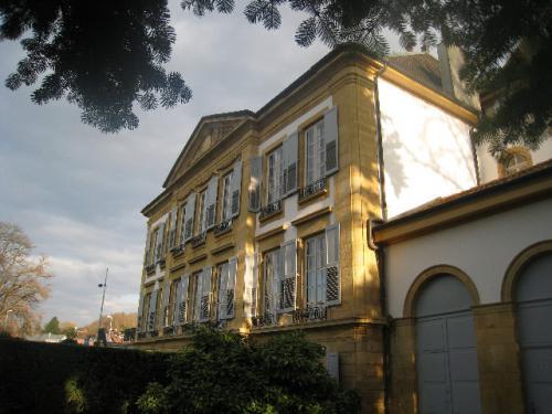 Restauration Villa d'Entremonts - Yverdon