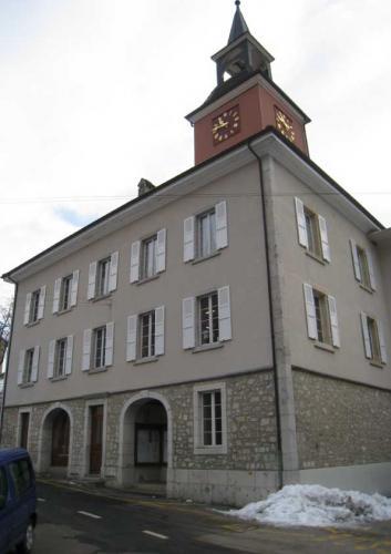 Restauration du Collège de Vuiteboeuf