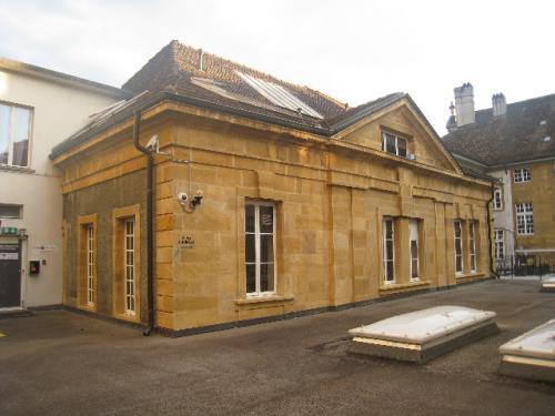 Restauration des pierres de taille - Rue du Lac 7 - Yverdon-les-Bains