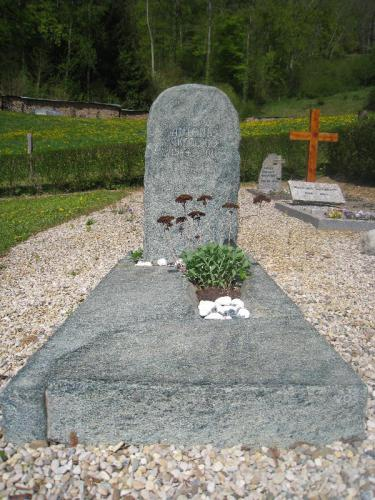 Monument funéraire en Serpentine